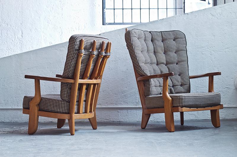 Midcentury Armchairs